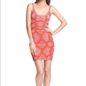 NWT Herve Leger Nadia bandage dress
